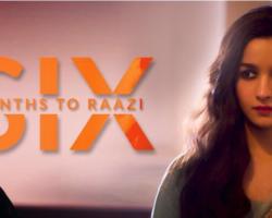 Alia Bhatt Raazi Movie first look