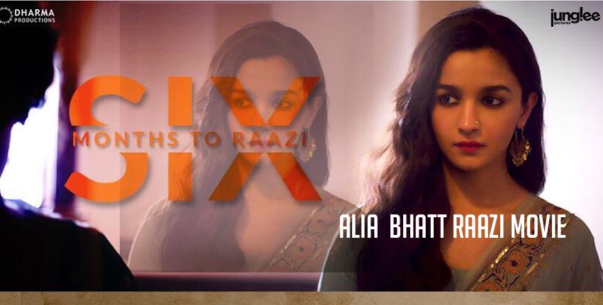 Alia Bhatt raazi movie first look release date star cast