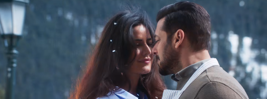 Katrina and Salman in Tiger Zinda hai