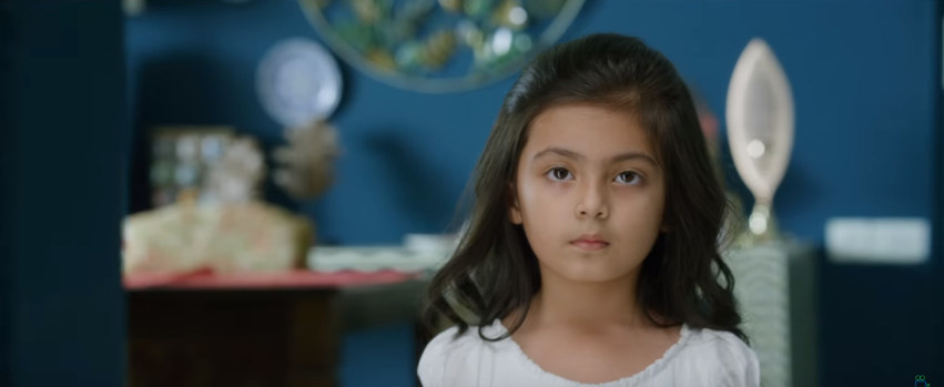 Sai Pallavi kanam movie child
