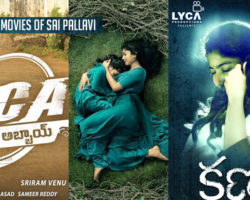 Sai pallavi upcoming movies