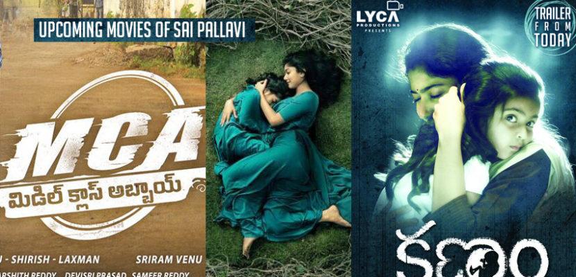 Sai pallavi upcoming movies