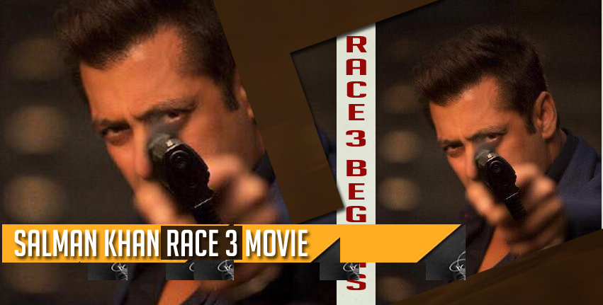Salman Khan Race 3 movie