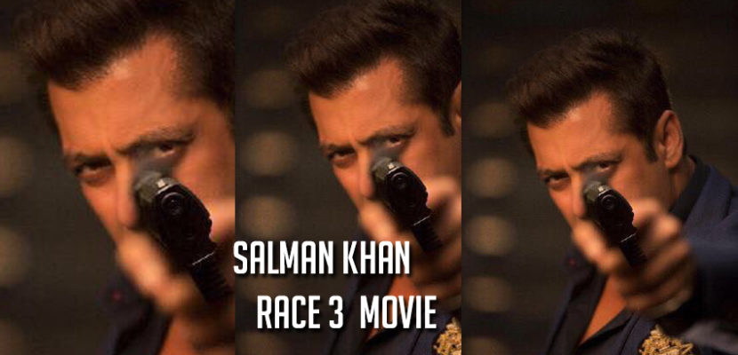 Salman Khan Race movie begins