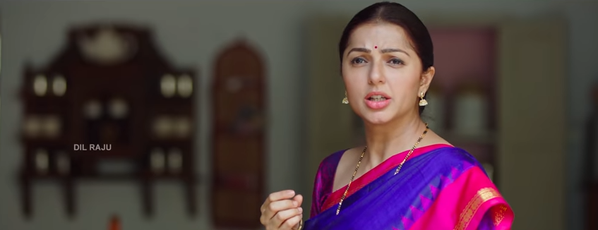 Bhumika Chawla in MCA movie