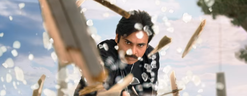 Pawan Kalyan Agnyaathavaasi movie intro