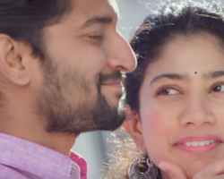 Sai Pallavi and Nani in MCA SOng Yevandoi Nani Garu