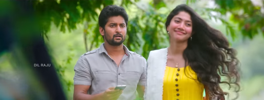 Sai Pallavi in mca movie trailer