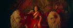 Ferocious look of Anushka Shetty in Bhaagamathie movie Trailer