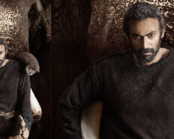 Rana Daggubati haathi mere saathi movie first look
