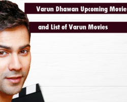 Varun Dhawan Upcoming Movies 2018-19 and List of Varun Movies