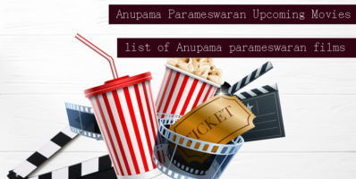 Anupama Parameswaran upcoming films