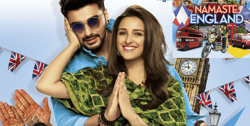 Namste england movie parineeti and arjun kapoor first look posters