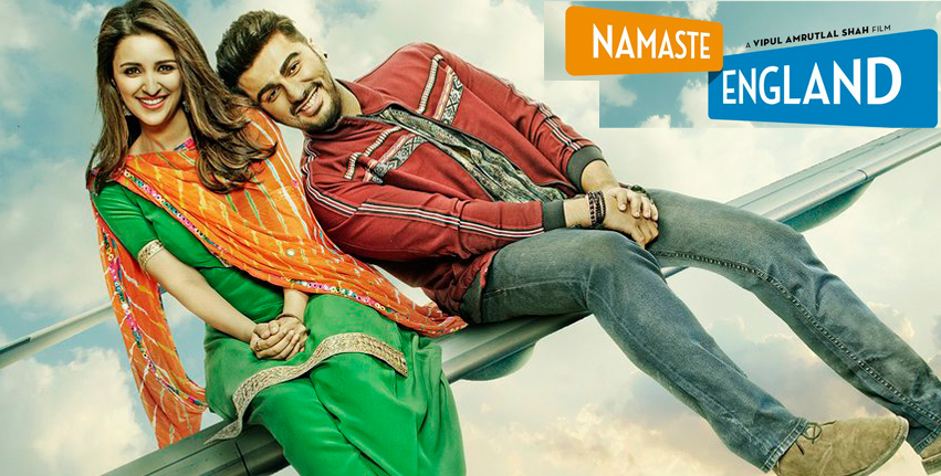 Namste england movie parineeti and arjun kapoor first poster