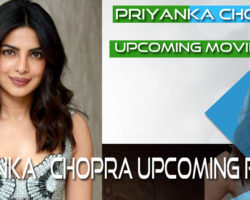 Priyanka chopra upcoming movies list