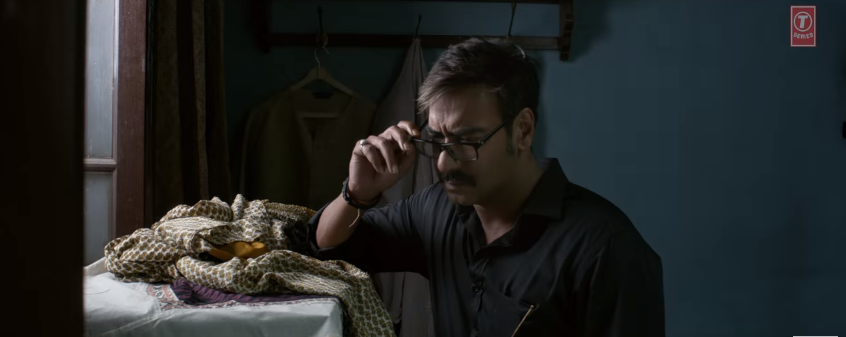 Raid movie ajay devgn stills