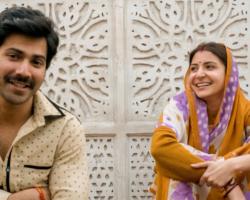 Sui Dhaaga movie Varun Dhawan and Anushka look