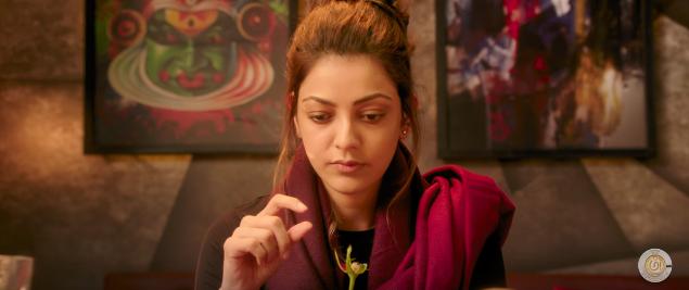 kajal in Awe movie trailer