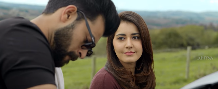 tholi prema review raashi khanna and varun tej