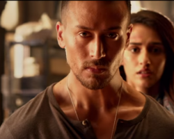tiger shroff Baaghi 2 movie disha patani