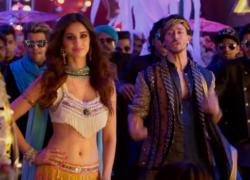 Disha patani dance and tiger shroof in mundiyan baaghi 2 song