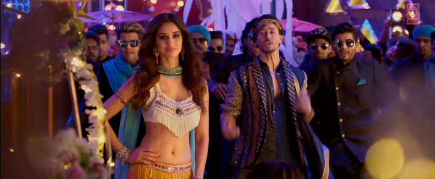 Disha patani dance and tiger shroof in mundiyan baaghi 2 song
