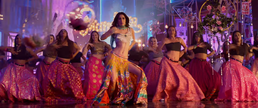 Disha patani dance in mundiyan baaghi 2 song