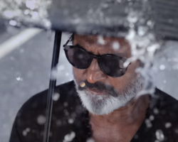 Kaala movie rajinikanth entry