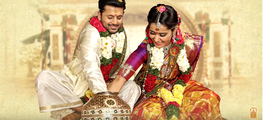 Srinivasa kalyana movie nithiin and raashi khanna
