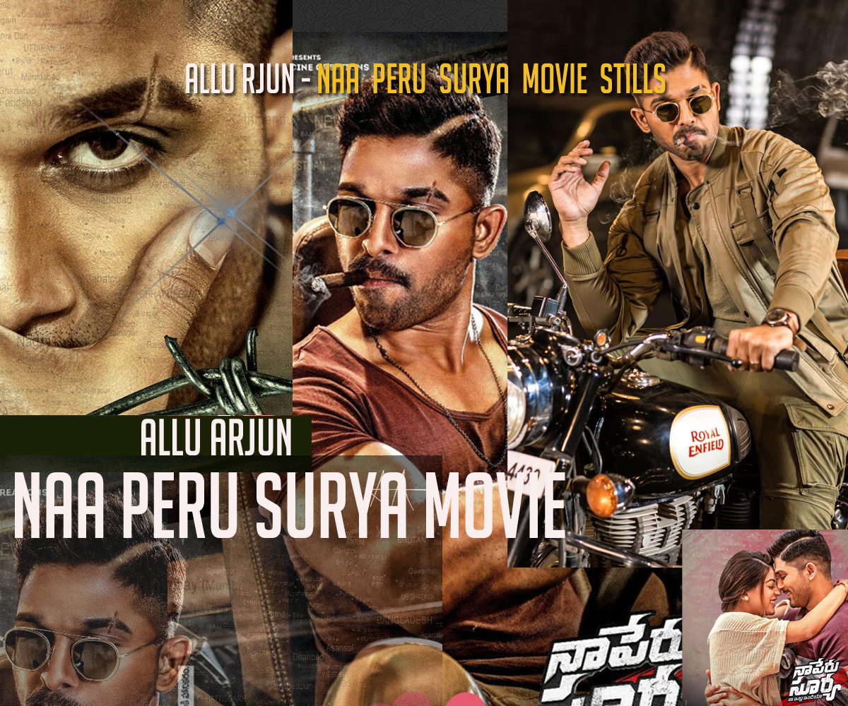 Allu arjun naa peru surya movie
