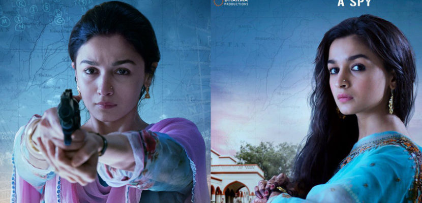 Raazi movie alia bhatt look