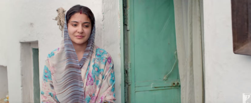 Anushka sharma in sui dhaaga movie