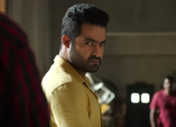 Aravindha Sametha movie NTR look
