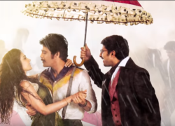Nani Akanksha and Nagarjuna in Vaaru veeru song