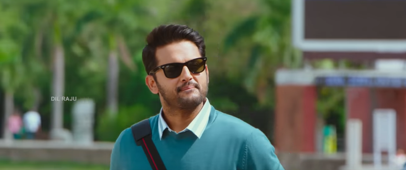Nithin in Srinivasa Kalyanam