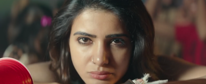 Samantha in Uturn movie scary