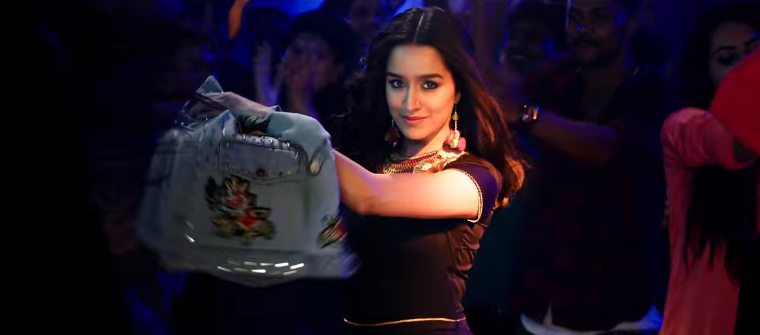 Shraddha kapoor dance moves Hard hard nachenge song