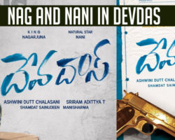 nani and Nagarjuna devdas movie