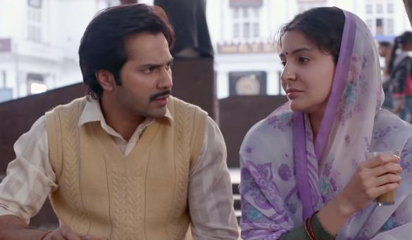varun dhawan and anushka sharma in sui dhaaga movie