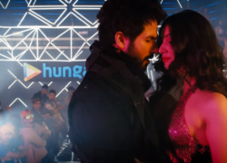 Shahid kapoor and Kiara in urvashi urvashi song