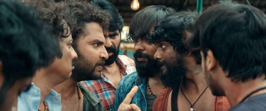 Falaknuma Das vishwas sen aggressive dialogues